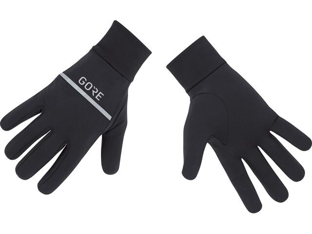 GORE WEAR R3 Handschoenen, zwart